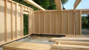 Avantages construction bois